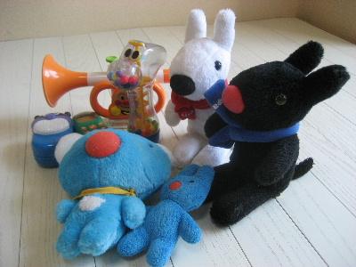 おもちゃ(玩具)~喜ばれる出産祝い